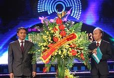 TiếngAnh123 đạt giải Khuyến Khích Nhân Tài Đất Việt 2013