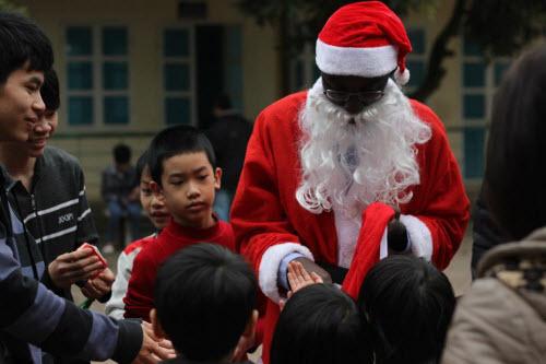 Cùng TiếngAnh123.Com chia sẻ Giáng Sinh ấm áp