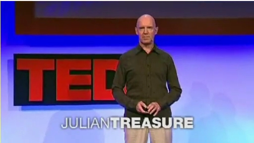 Julian Treasure: The 4 Ways Sound Affects Us