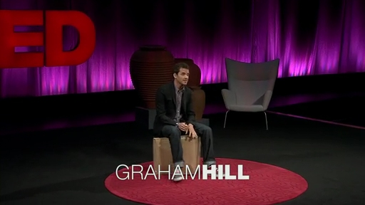 Graham Hill: Less stuff, more happiness
