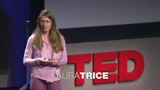 Laura Trice Suggests We All Say Thank You