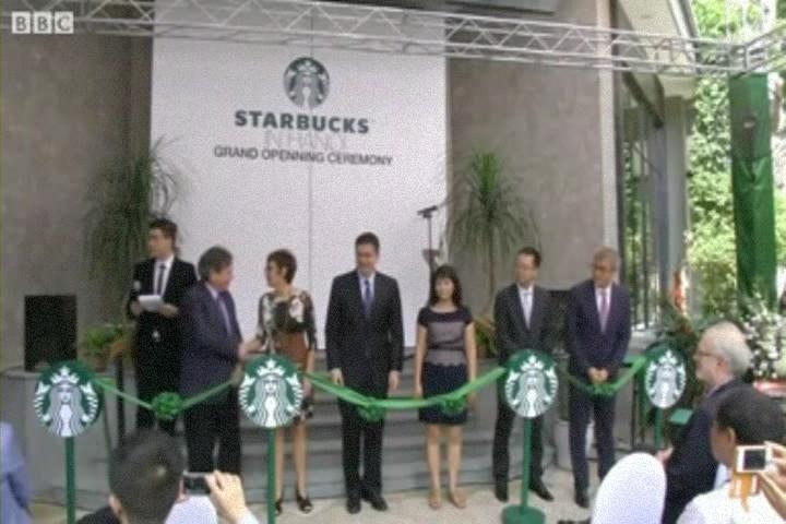 Starbucks Eyes Vietnam Expansion