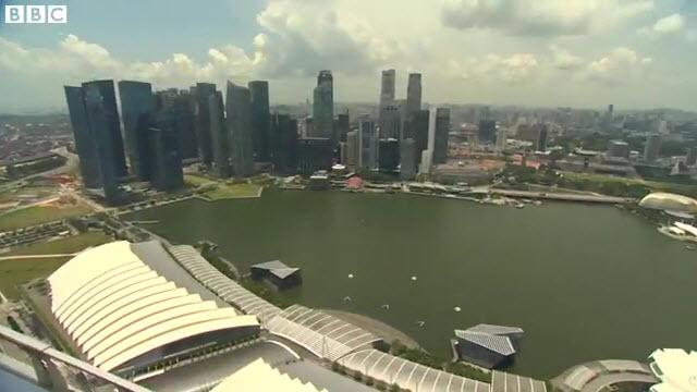 Singapore's Economic Rise