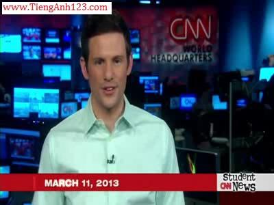 CNN Student News 11/03/2013