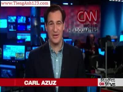 CNN Student News 12/03/2013