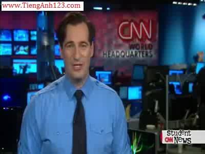 CNN Student News 18/03/2013