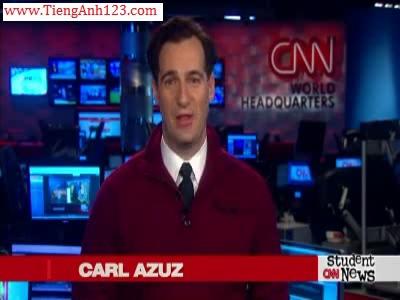 CNN Student News 26/03/2013