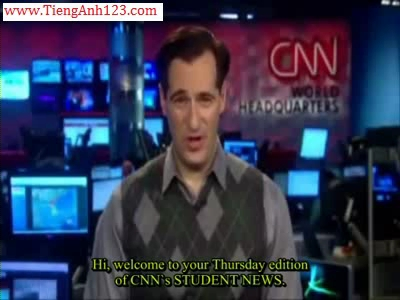 CNN Student News 28/03/2013