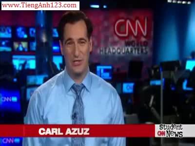 CNN Student News 15/04/2013