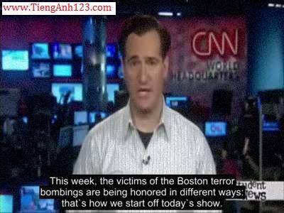 CNN Student News 23/04/2013