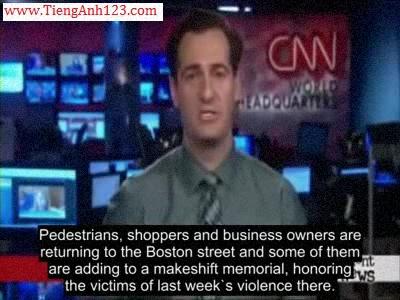 CNN Student News 25/04/2013