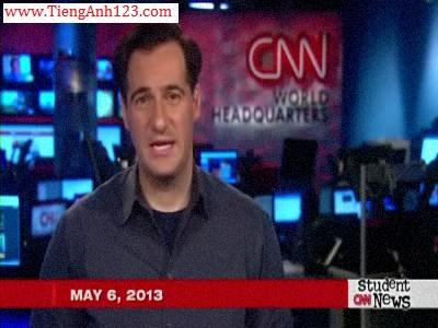 CNN Student News 06/05/2013