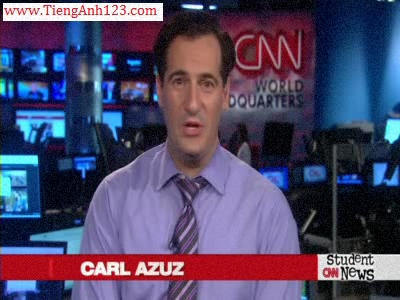 CNN Student News 13/05/2013
