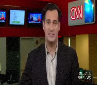 CNN Student News 22/08/2013