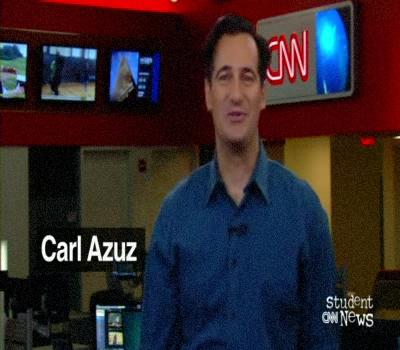 CNN Student News 26/08/2013