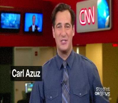 CNN Student News 27/08/2013