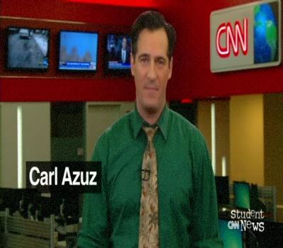 CNN Student News 23/09/2013