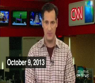 CNN Student News 09/10/2013