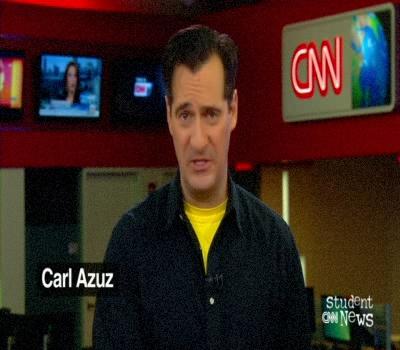 CNN Student News 16/10/2013