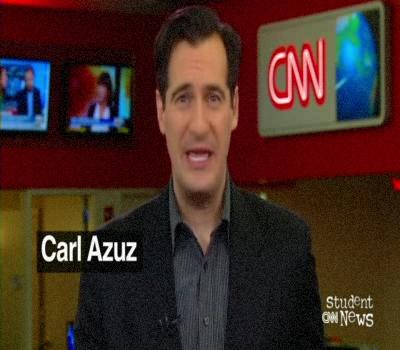 CNN Student News 22/10/2013