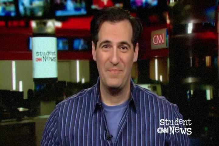 CNN Student News 18/02/2014