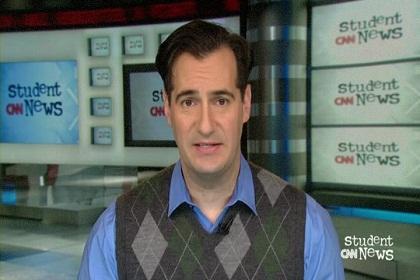 CNN Student News 25/03/2014