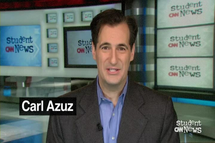CNN Student News 22/04/2014