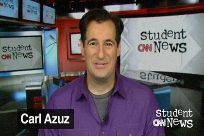 CNN Student News 18/08/2014