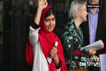 CNN Student News 13/10/2014