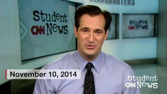 CNN Student News 10/11/2014