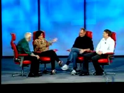 Bài phỏng vấn Bill Gates và Steve Jobs - phần 1
