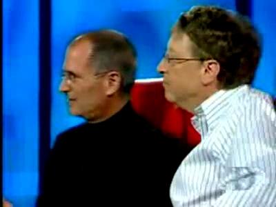 Bài phỏng vấn Bill Gates và Steve Jobs - phần 2