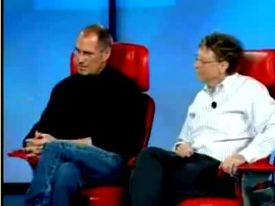 Bài phỏng vấn Bill Gates và Steve Jobs - phần 5