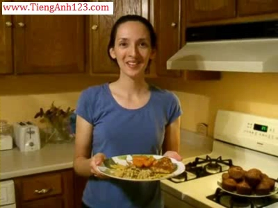 Lesson 6a - Prepositions (in the context of meals)