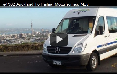 Auckland To Paihia: Motorhomes, Mountains And Beautiful Toilets