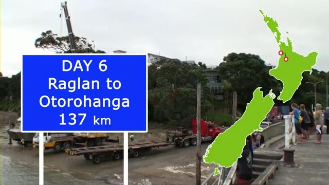 Day 6: Raglan To Otorohanga