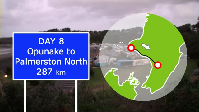 Day 8: Opunake To Palmerston North