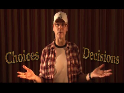 Unit 68: Choices and Decisions