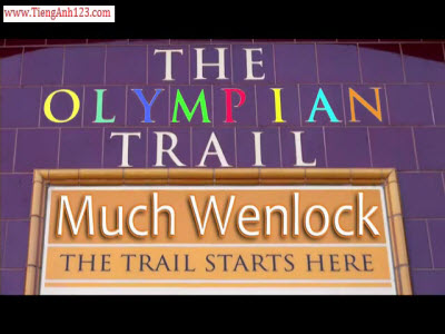 Unit 73 - The Olympic Trail