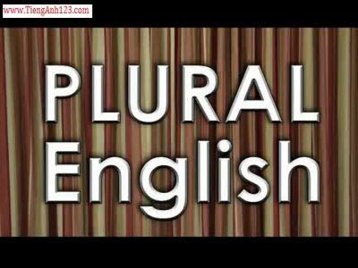 Unit 74 - Plural English