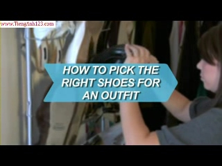 How To Pick the Right Shoes For an Outfit