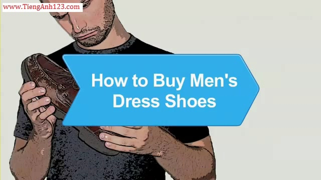 How To Buy Men's Dress Shoes