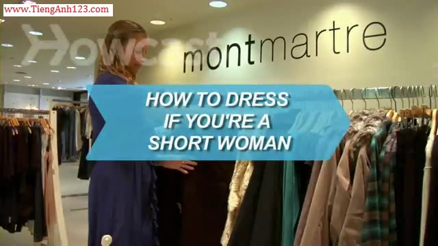 How to Dress If You're a Short Woman