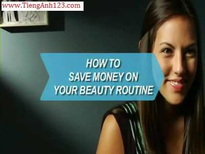How to Save Money on Your Beauty Routine
