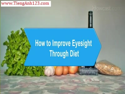 How to Improve Eyesight through Diet