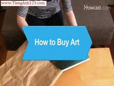 How to Buy Art
