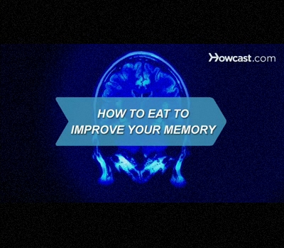 How to Eat to Improve Your Memory
