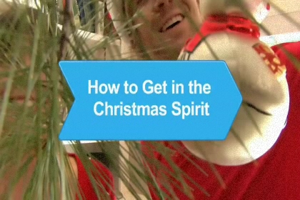 How to Get in the Christmas Spirit
