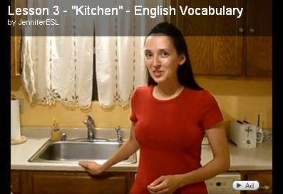 Lesson 4: Kitchen